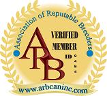 Association of Reputable Breeders Logo